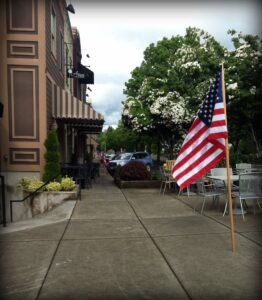 downtown West Linn Oregon