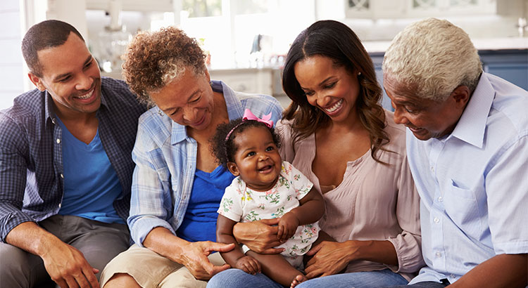 Multigenerational homes are coming back in a big way!